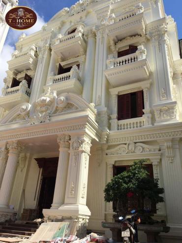Công trình Biệt Thự Anh Hào- Ngõ 39 Hồ Tùng Mậu