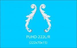 HOA VĂN TRANG TRÍ PUHD - 222L/R