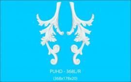 HOA TRANG TRÍ - HOA DÀI PUHD - 368L/R