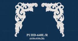 HOA VĂN TRANG TRÍ - HOA DÀI PUHD - 640L/R