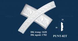 HOA VĂN TRANG TRÍ - PHÀO UỐN PUNT - 82T