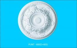 Mâm trần hoa văn PU - PUMT-600