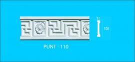 PHÀO NGANG TƯỜNG HOA VĂN PUNT - 110