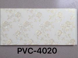 Tấm ốp hoa văn mã PVC4020